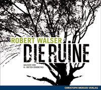 Cover Hoerbuch Die Ruine