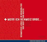 Cover Wenn ich Schweiz sage